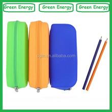 Customized design silicone pencil case/silicone rubber pencil case/silicone pencil bag