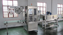 Shrink label Machine