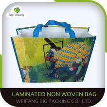 2015 eco friendly PP Non-woven Bag,PP Non Woven Bag,PP Non woven Bag for Shopping non woven polypropylene bag