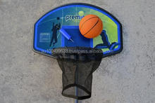 2015 Best Selling Basketball Ring for Trampoline