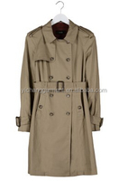 2015 New Trench Coat Buckles for Womens