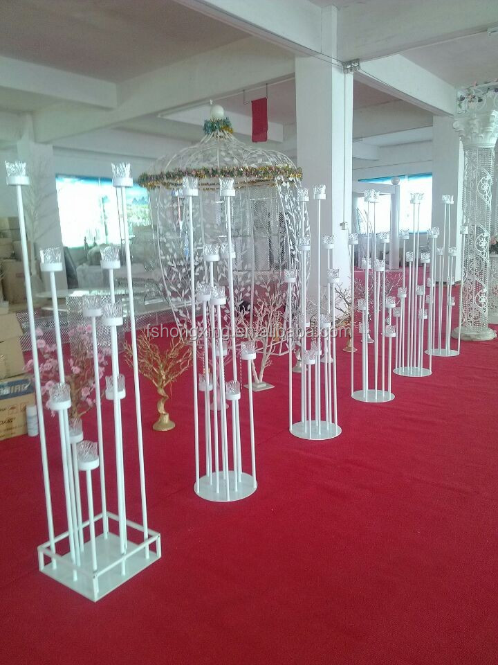 Wr 507 Wholesale Diamond Fiber Wedding Mandap Decoration With