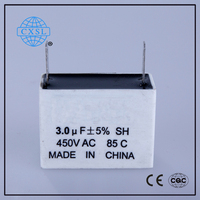 General Fan CBB61 Electrolytic Capacitor 47uf 400v