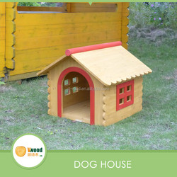 New design dog house wood room pubby house