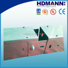 Aluminum cable tray trunking