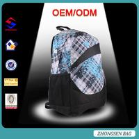 Hot sale new products Large leisure rucksack backpack bag fashion nylon leisure backpack bag