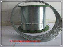 Calibre 8 de acero galvanizado para venta al contado con precio de fábrica