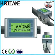flow meter for liquids digital wireless water flow meter