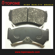 No noise Brake Pad, Low Metal Disc Brake Pads 410600M891, 410600M892, 410601N025 For NISSAN Sentra I (N15) Brake Pad