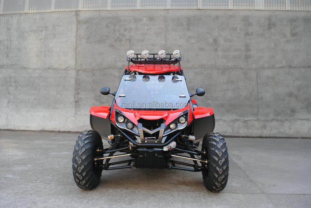 Renli 1100cc 4 x 4 p dale go kart voiture pour adultes for Go kart interieur