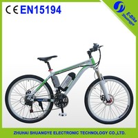"Newest 26"" men electric mountain bike A8 for sale"