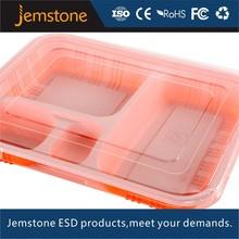 high quality plastic packing take away food box