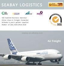 International fast air shipping china to canada