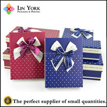 2015 Custom luxury decorative cardboard packaging gift box