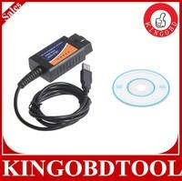 2014 OBD/OBDII Scanner ELM 327 Car Diagnostic Interface Scan Tool ELM327 USB Supports All OBD-II Protocols