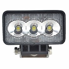 9-32V 9W tractor off-road LED work light,Truck Trailer SUV Boat working lamp Fog light kit