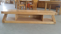 Chinese chunky oak furniture latest wooden tv stand pictures
