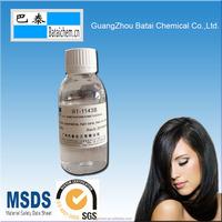 Cyclopentasiloxane & Dimethiconol for cosmetic