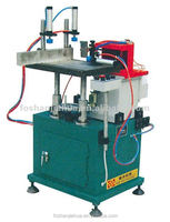 Ending Miller machine for Aluminium and pvc doors and windows making machine