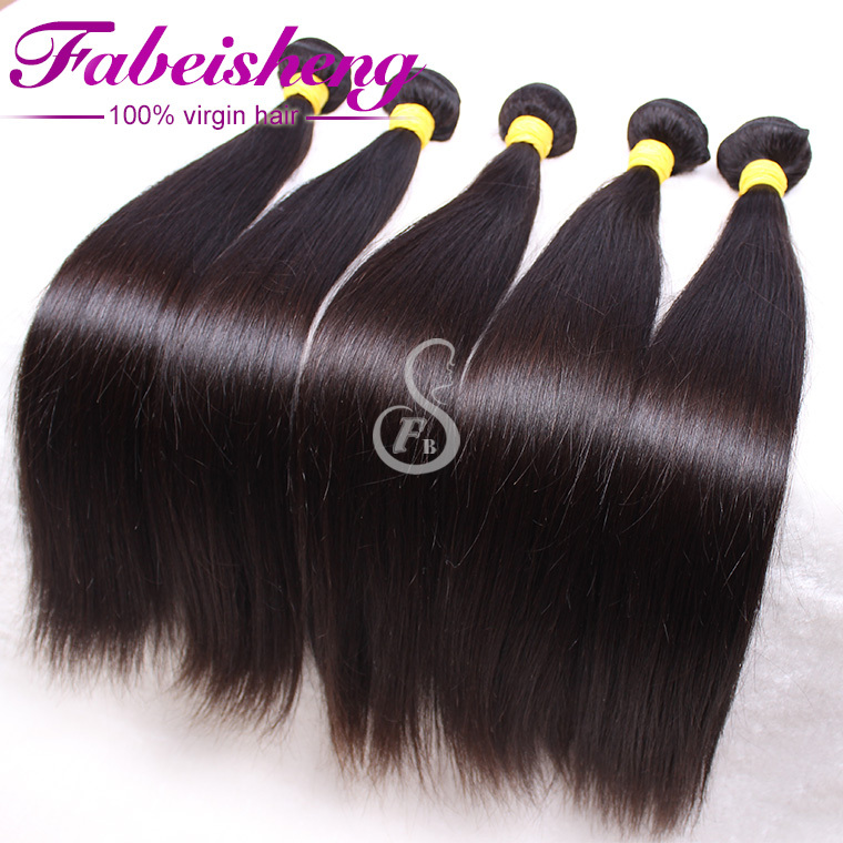 Wholesale 100 Remy Virgin Human Hair Extension Silky Straight Human