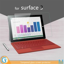 High Sensitive Touch Screen Tempered Glass Protective Film for Surface 3