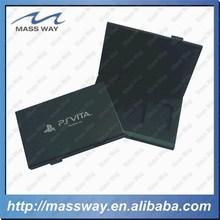 promotion aluminum pocket ID credit business name card holder