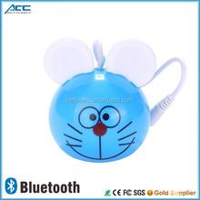 2015 Newest Cute Animal Shape Speaker, Mini Portable Children Speaker