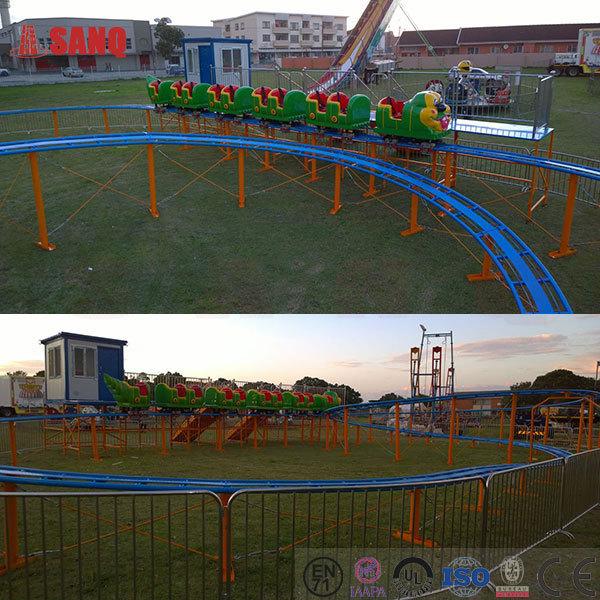 Backyard Roller Coaster Kit : park kiddie rides roller coaster train setbackyard roller coasters