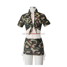 Sexy military uniform for adult sex game