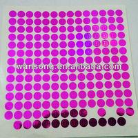 Manufactory OEM laser hologram sticker , cheap custom 3d hologram pictures for mobile phone