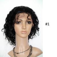 Wholesale Brazilian Human Hair Wig, Full Lace Wig, Human Hair Full Lace Wig With Baby Hair