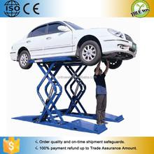 Cost price OEM aerial hall repairing scissor lift