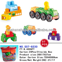 Fabricante shunsheng niños bloques de ladrillo perplexus bloques juguetesartículo no. Sst-8230