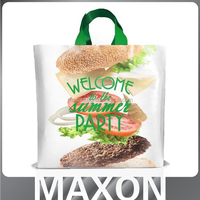 2015 fashion plastic bags for books China Manufacturer