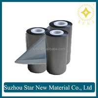 Anti-static shielding film for making plastic bags