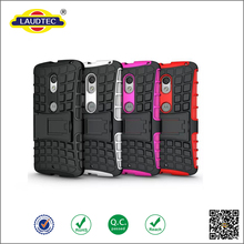 Shockproof And Armor PC TPU Hard Cover For Moto X Play