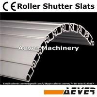 portable 55mm aluminum folding door shutters