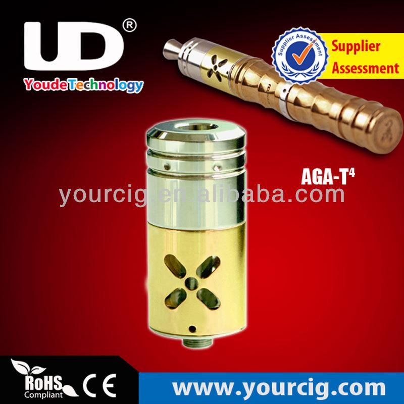 2014 meilleur atomiseur reconstructible AGA T4,excellent goût atomiseur reconstructible