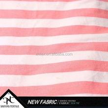 fabric blue white stripe