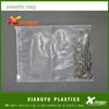 slider ziplock clear PE accessories bag with good quality