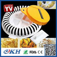 KH High Performance Easy Use Microwave Potato Chip Maker