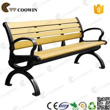 Best quality best sell new arrival low price wpc garden bench