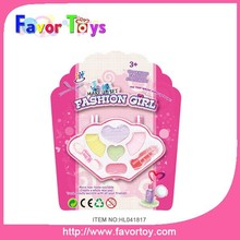 Children toys cosmetic bag girl toys face paint makeup set educational toys for kids
