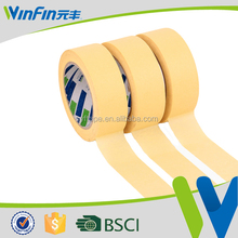 Professional Manufacturer Supply waterproof masking tape