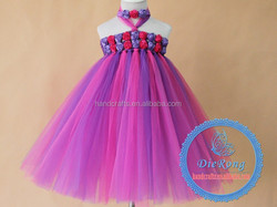 Multicolor teenagers/newborn girls ball gown chiffon wedding evening dresses