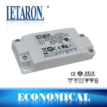 24V constant voltage LED Driver switching power supply 8W 3yr warranty