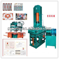 Interlocking paving stone production line!high hydraulic pressure movable paving brick machine HY150K
