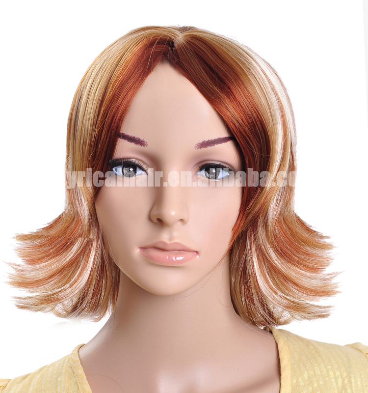 Synthetic Hair Weave Styles Human Hair Extensions