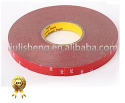 Wholesale excellent quality waterproof High density super strong propyl acid and strong holding power 3M foam tape