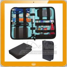 Padded semi flexible covers Universal Electronics Accessories Travel Cable organiser